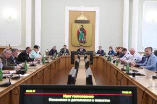 Владислав Фролов: «В 2016 году городской администрацией и депутатами Рязанской гордумы была проведена существенная работа»