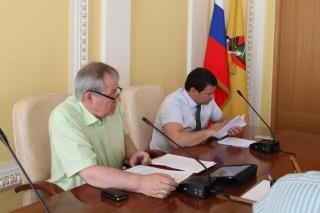 План развития сети МУПов  рассмотрели на комитете по муниципальной собственности
