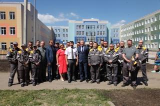В Рязани началась реализация проекта «Зеленый город»