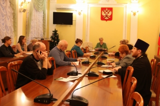 Общественная палата города Рязани подвела итоги работы за 2017 год