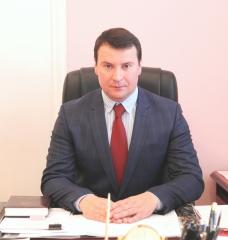 Поздравление главы Рязани Владислава Фролова с Новым годом