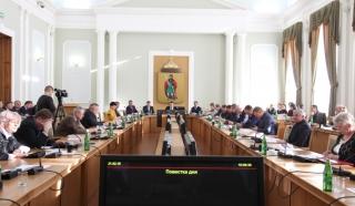 Владислав Фролов: «В работе городской Думы преобладал социальный вектор»