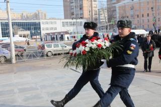 В Рязани отпраздновали День защитника Отечества