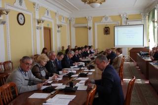 В Рязани обсудили итоги исполнения городского бюджета за 2017 год