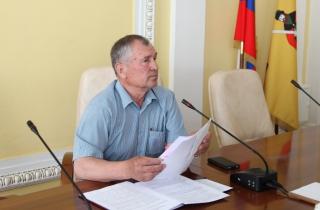 Депутаты рассмотрели информацию администрации об уборке города в весенний период
