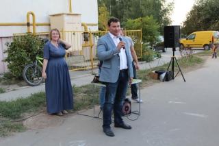 Владислав Фролов: «Активные жители – залог развития города»