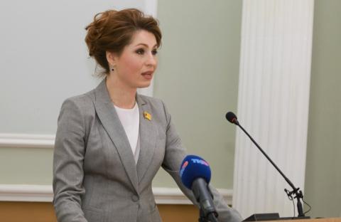Юлия Рокотянская: «Нам необходимо следить за тем, чтобы наказы рязанцев были выполнены»
