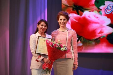 Юлия Рокотянская наградила лучших медработников Рязани