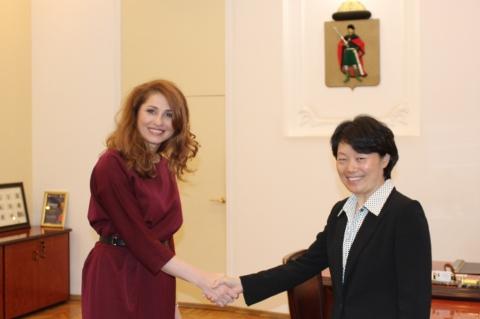 Новый уровень партнерских отношений между Рязанью и Сюйчжоу