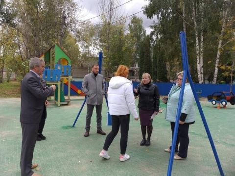 Депутаты РГД контролируют реализацию проектов местных инициатив