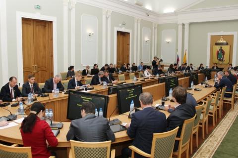 Депутаты утвердили новую структуру администрации города