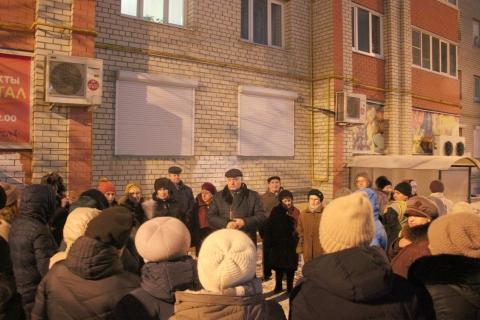 Депутат Дмитрий Володин обсудил с рязанцами состояние дворов