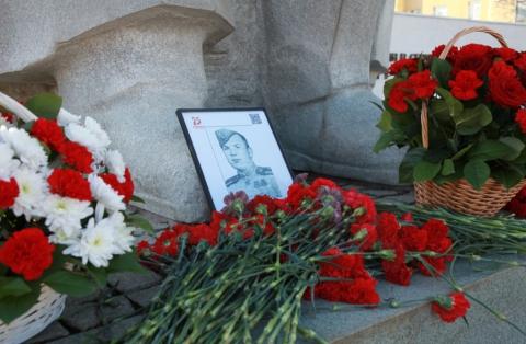 В Рязани почтили память защитников Отечества