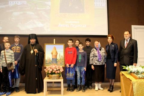 В Рязани почтили память Блаженной Любови