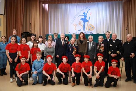 Юлия Рокотянская поприветствовала участников конференции в честь 75-летия Победы