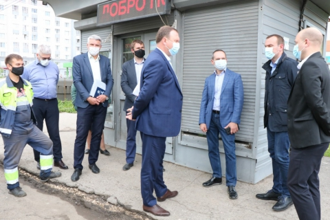 Роман Худяков оценил качество ремонта дорог в Рязани