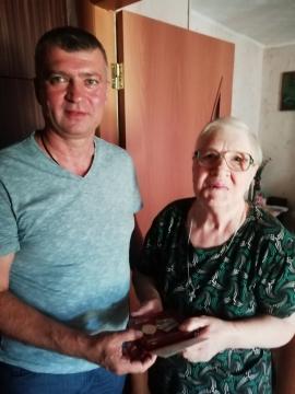 Александр Сидоров: «Спасибо ветеранам за то, что не жалея себя, боролись за Великую Победу!»