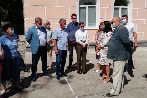 Александр Сидоров: «Наш город должен достойно отметить 20-летие подвига десантников 6-ой роты»