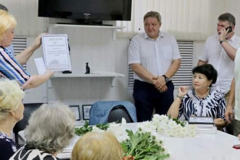 Депутаты РГД встретились с активистами Советского района