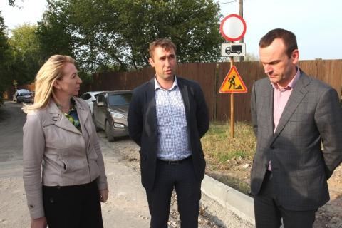 Светлана Ворнакова: «Приятно, что есть возможность преобразить окраину города, вывести её на другой качественный уровень»