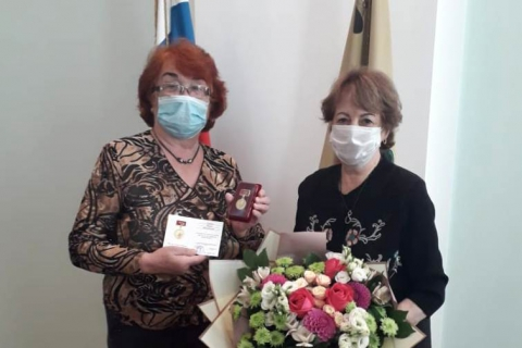 Лариса Максимова: «Очень важно, что есть люди, которые хотят и могут участвовать в обустройстве нашего города»