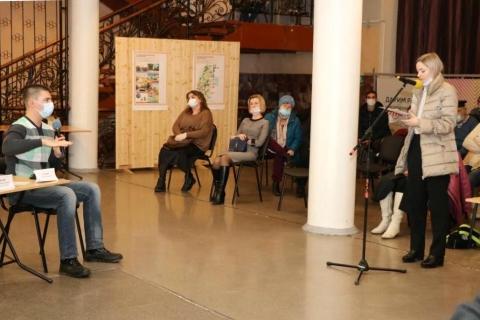 В Рязани обсудили концепцию развития парка Морской славы