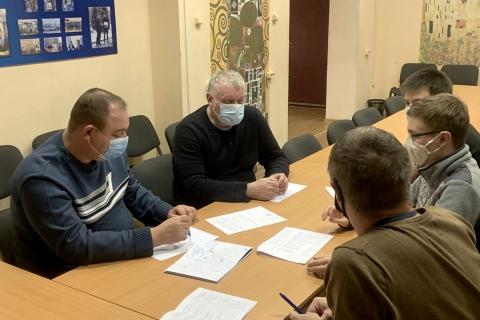 Депутаты РГД встретились с активными жителями