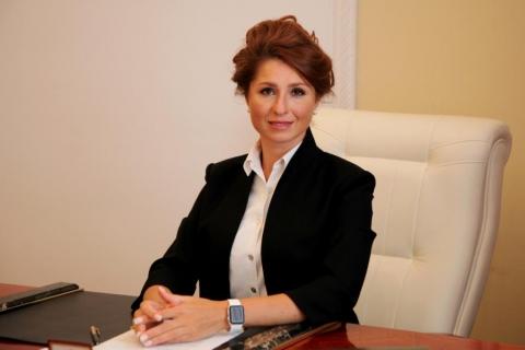 Поздравление главы муниципального образования Юлии Рокотянской с Днем местного самоуправления