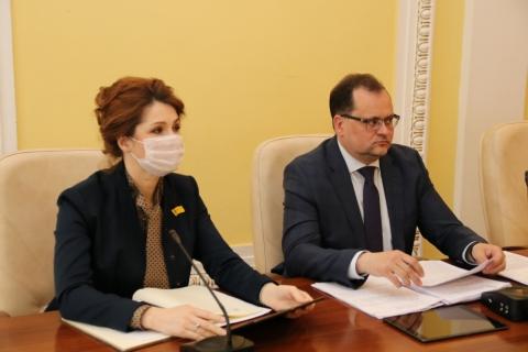 Депутаты РГД обсудили несанкционированную торговлю