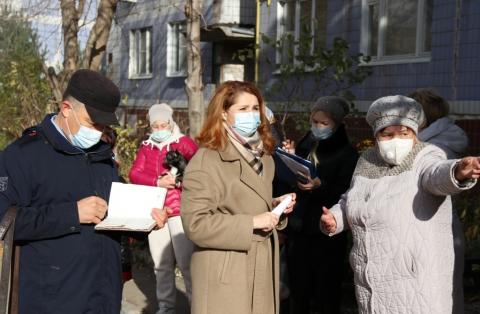 Юлия Рокотянская: «Решать каждую конкретную проблему нужно в рамках законодательного поля, используя все доступные нам инструменты»